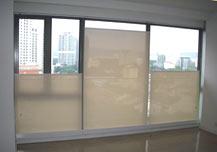 Roller Shades - Custom Window Sheer Shades Malaysia | Rolashades